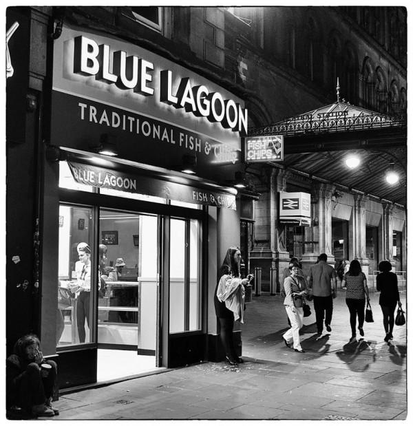 Blue Lagoon, Didier Coupeau