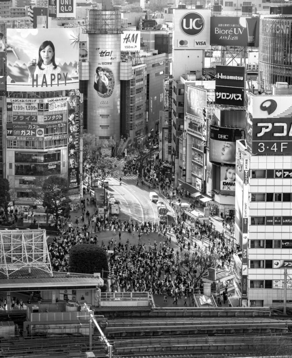Shibuya, Alain Bouchard