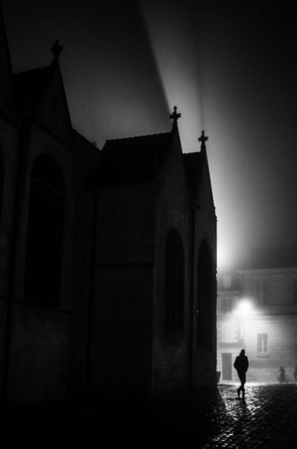 Brume sur la ville, Philippe Maire