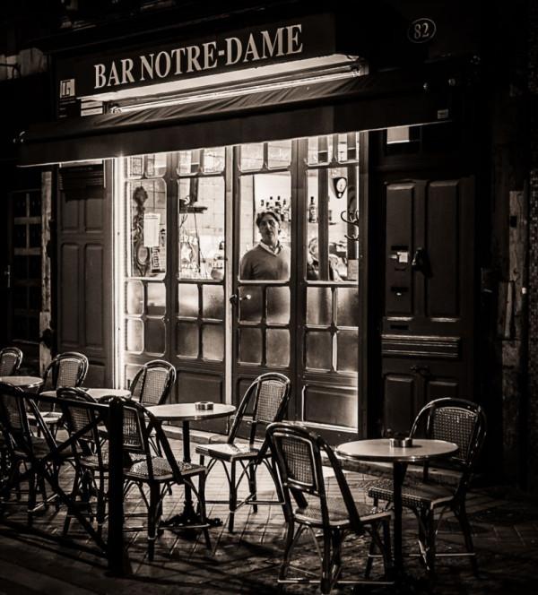 Bar Notre-Dame, Franck Gianelli