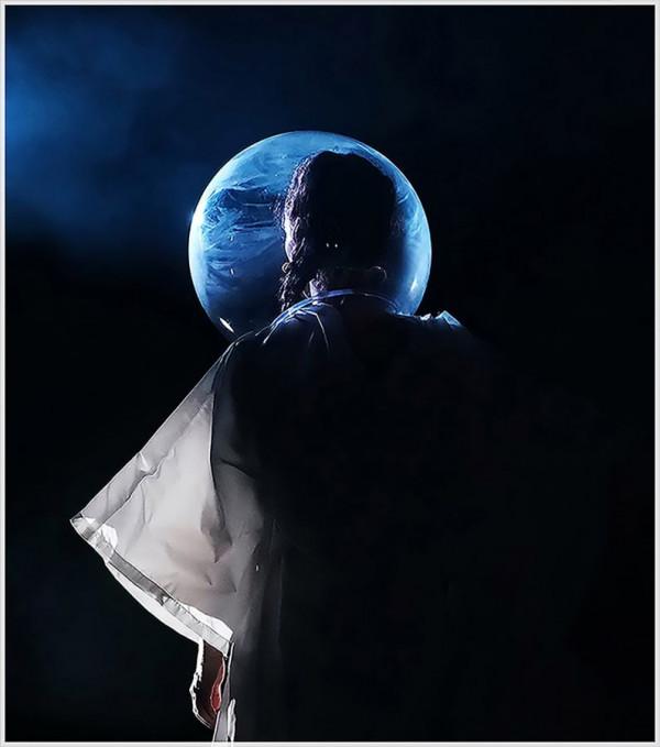 Astronaute, Bernard Petridis