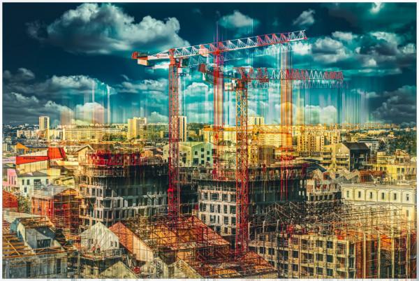 Construction, Fabienne Benard-Flouret
