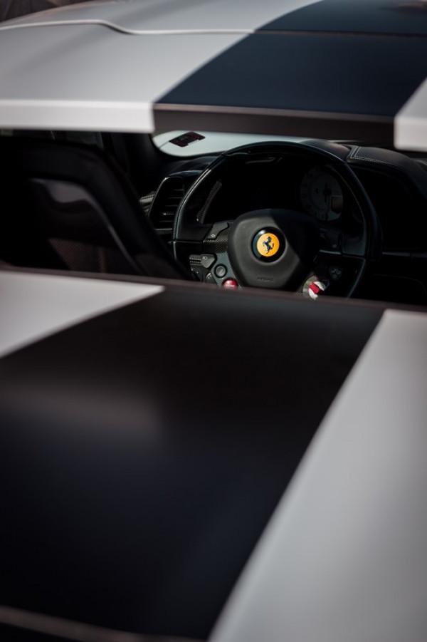 Les 500 Ferrari contre le cancer 2020EXPO 2020