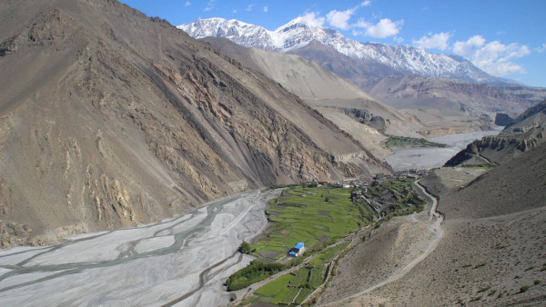 Monique - IP Kali Gandaki