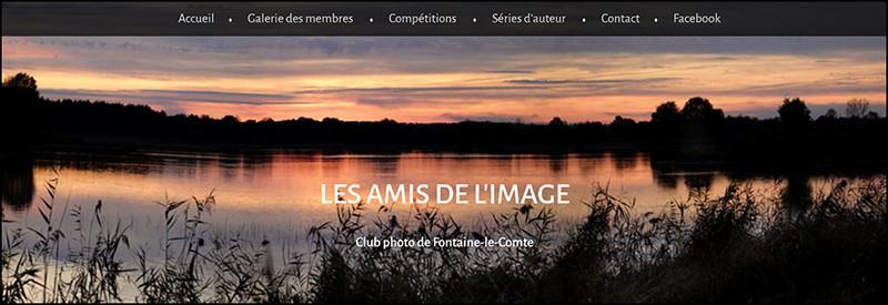 LE SITE INTERNET DES AMIS IMAGE