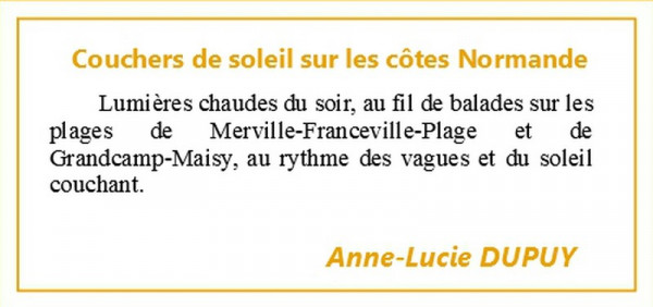 EXPO D'ANNE-LUCIE