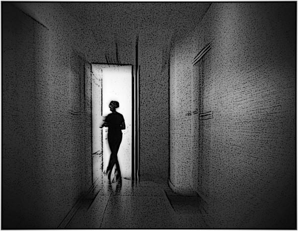 couloir, Claude Decoray, 76ème/461