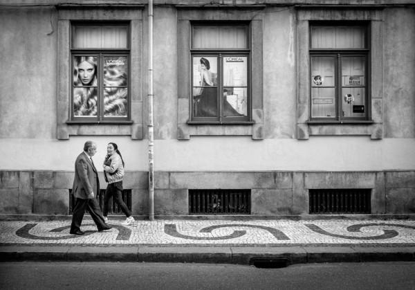 Croisement Porto, Alain Auzeral