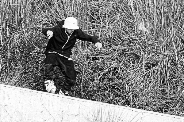 Skate, Jean-Pierre Brault, Club Photo 17 Rochefort